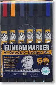 gundam marker set (10)