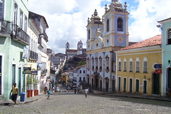 Pelourinho, Salvador's Historic Centre - Salva...
