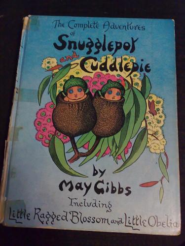 Snugglepot and Cuddlepie