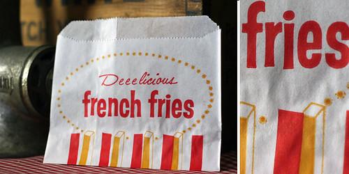 Ephemera French Fries