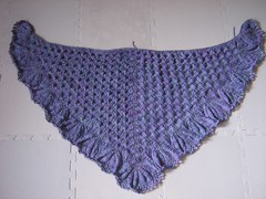 Beaded Haruni Shawl