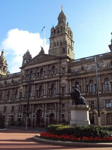 20090920 Glasgow 02 George Sq. 16 City Chambers