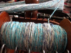 Seaform Inamorata 4-Ply on Pipy Wendy