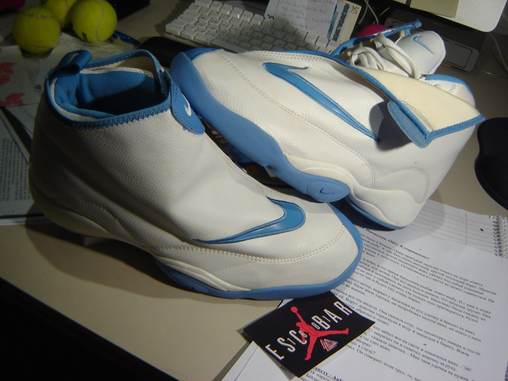 1998 Nike Air Son Of Glove | bobgetty