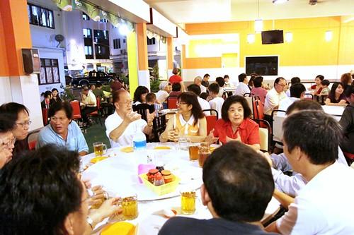 2009.11.20-21 002 Dinner at Hakka2