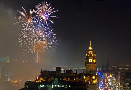 Homecoming Scotland Fireworks Edinburgh - Explored