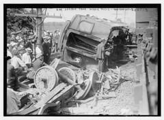 Bar Harbor train wreck- 9/2/13- Car Chrisholm ...