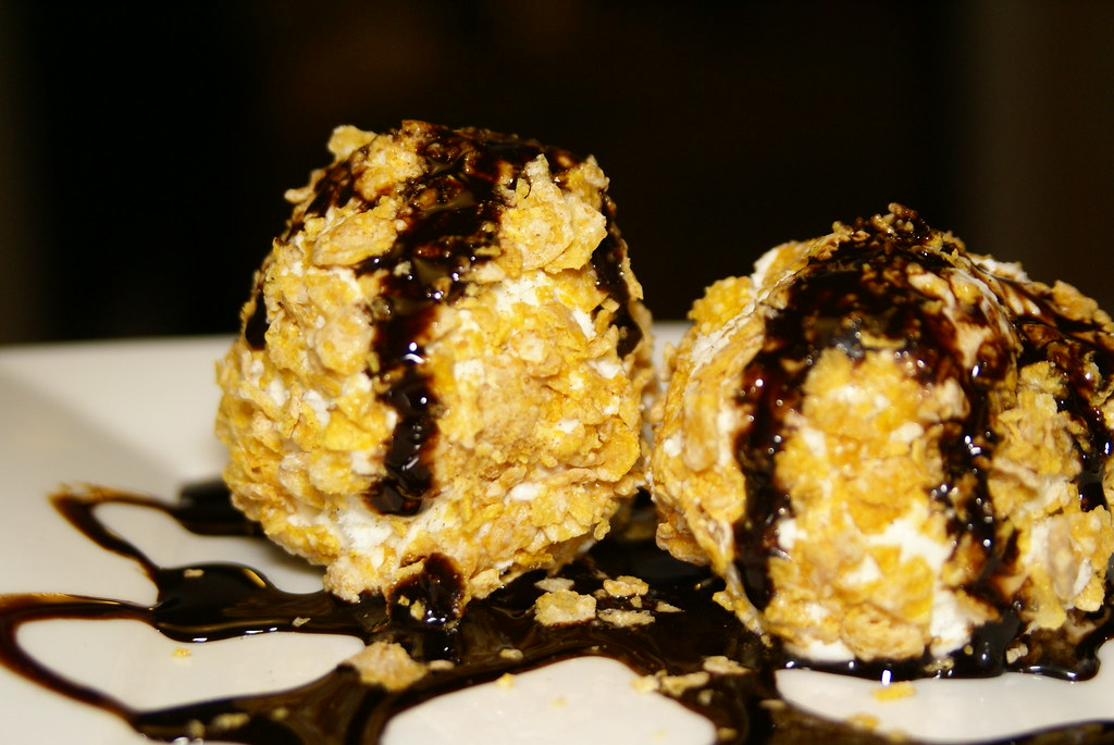 Deep Fried Icecream