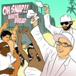 Cover: Oh Snap!! - White Bread EP