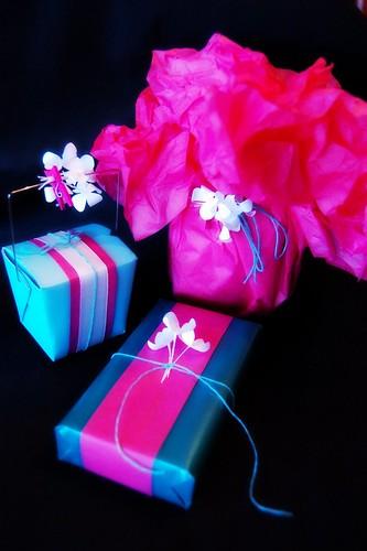Little One's Birthday Presents