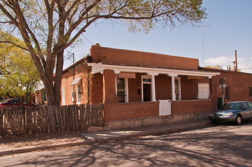 Our house in Santa Fe