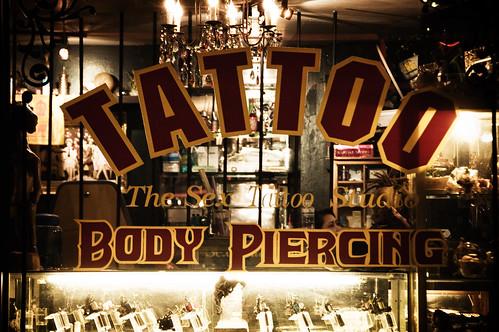 The Sex Tattoo Studio