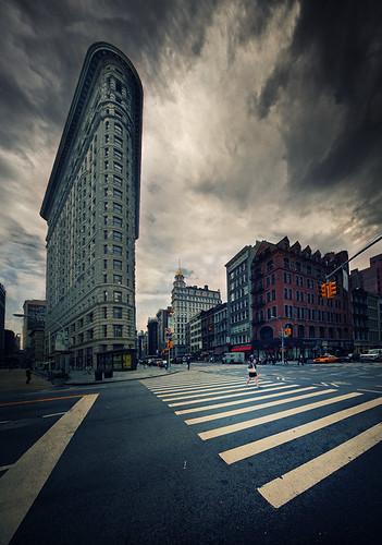 Stormy Flatiron by .: Philipp Klinger :..