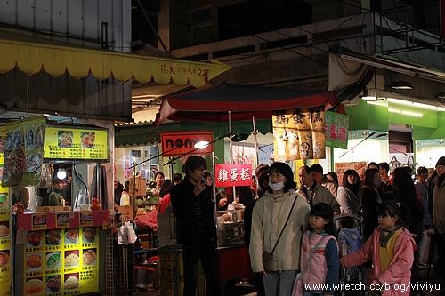 [美食.台中]廟東夜市~人潮洶湧 @VIVIYU小世界
