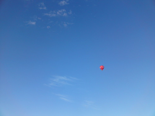 Small Red Ballon