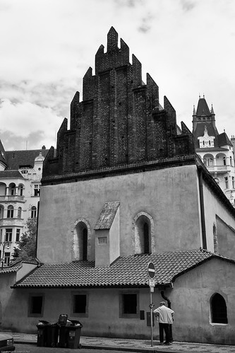 Old New Synagogue (Staronová synagoga)