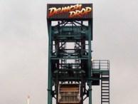Cedar Point - Goodbye Demon Drop