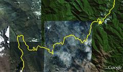 El camino en Chapare