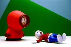Kenny vs. Mr. Bill (109/365)