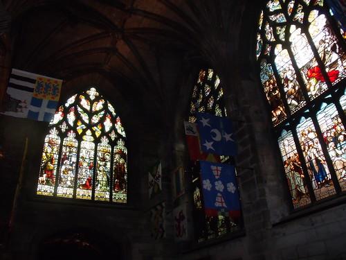 20090918 Edinburgh 10 Royal Mile 32 St. Giles Cathedral 27