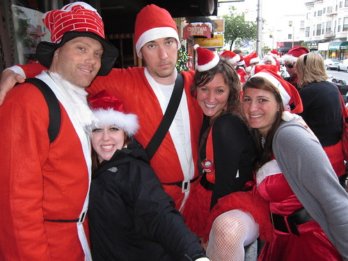 Santacon 09 - San Francisco
