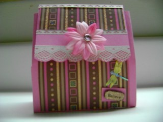 Handmade Gift Snack Container