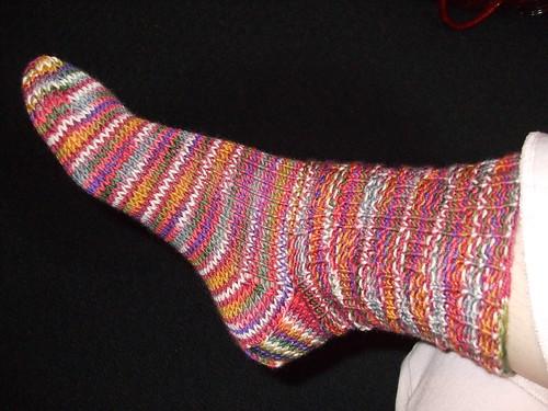 Rocky Butte Sock