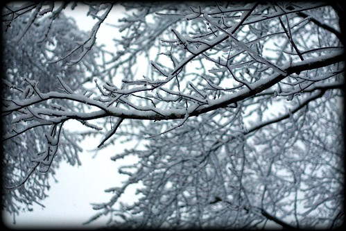 atlanta snow in february