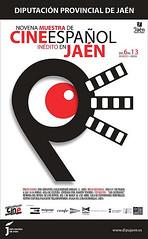 Novena Muestra de Cine Español Inédito de Jaen