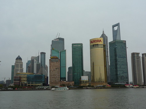 Skyline Shanghai (Pudong Area)