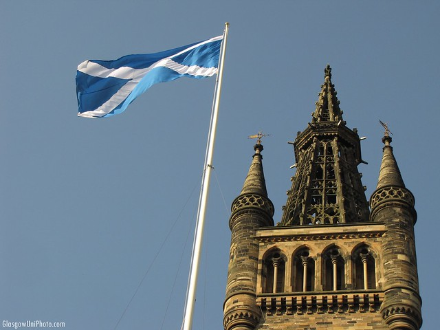 One Year of Photos from Glasgow University