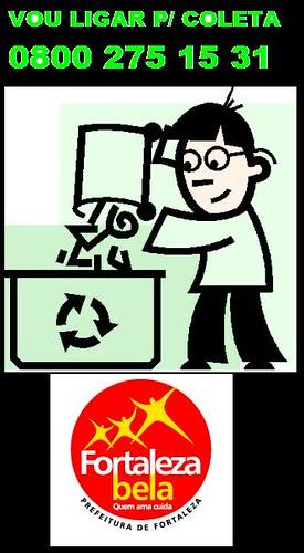 Disk limpeza Fortaleza