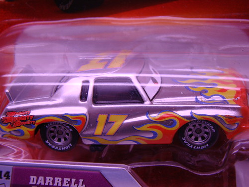 Disney CARS Chase Ransberg Darrell Cartrip