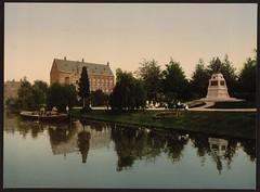 """[""""Van der Werf"""" Park, Leyden, (i.e.,..."""