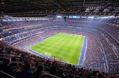 Real Madrid CF Stadium – Estadio Santiago Bern...