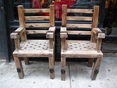 Restraint Chairs
