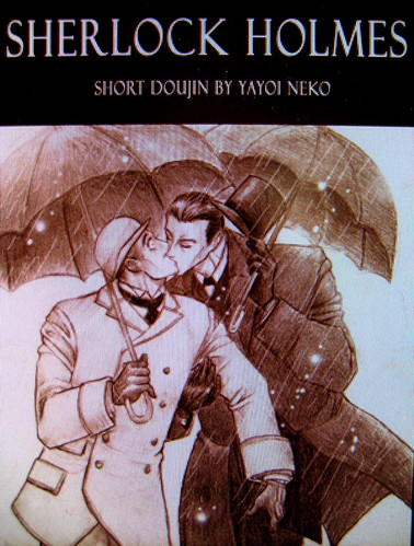 Sherlock Holmes by Yayoi Neko, via web (http://thundertori.deviantart.com/)
