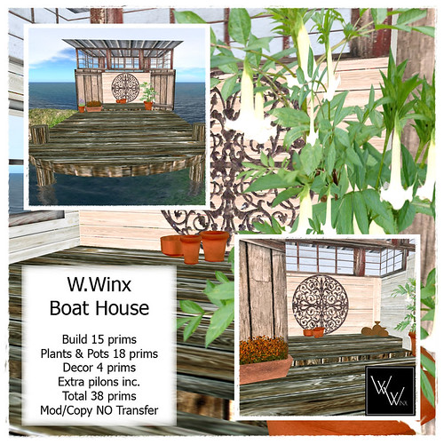WWinx BoatHouse Daily Deals