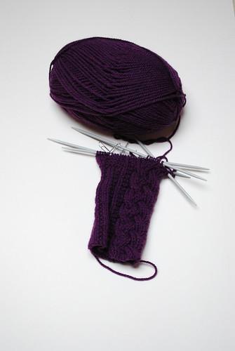 Firstfall Test Knit