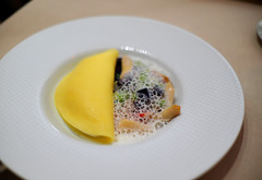 Clam Chowder Crepe Souffle