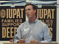 Steve Shannon at UMW