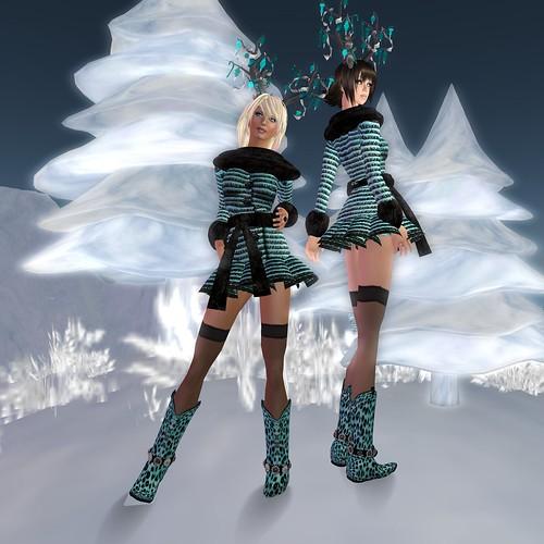 A Glittery Christmas