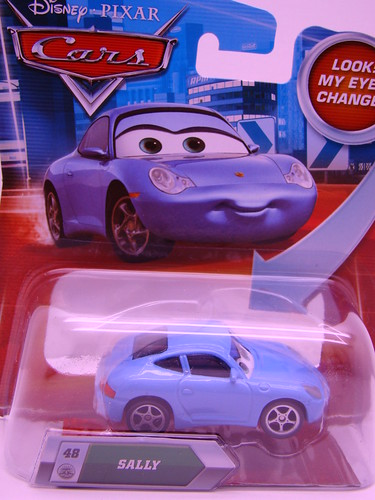 Disney CARS Lenticular Sally (2)