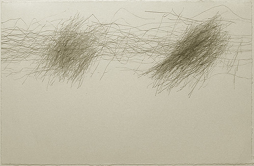 William Anastasi: Subway Drawing (1993)