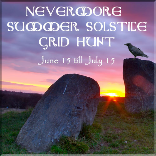 Nevermore Summer Solstice Hunt Banner 2011