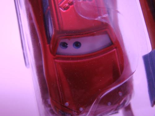Disney CARS Lenticular Cruisin McQueen