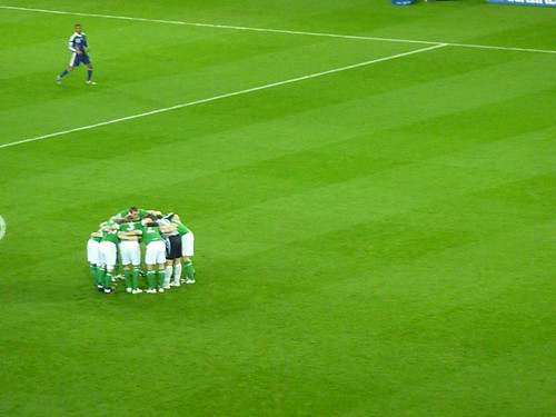 Irish Huddle