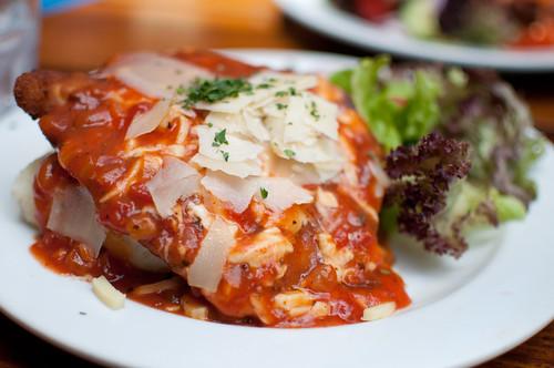 Chicken Parmigiana - Glenmore