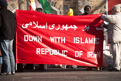 Down with the Islamic Republic of Iran