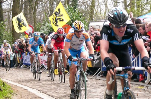 Tour of Flanders 2010 - The Muur